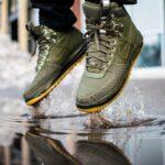 Eco friendly walking shoes